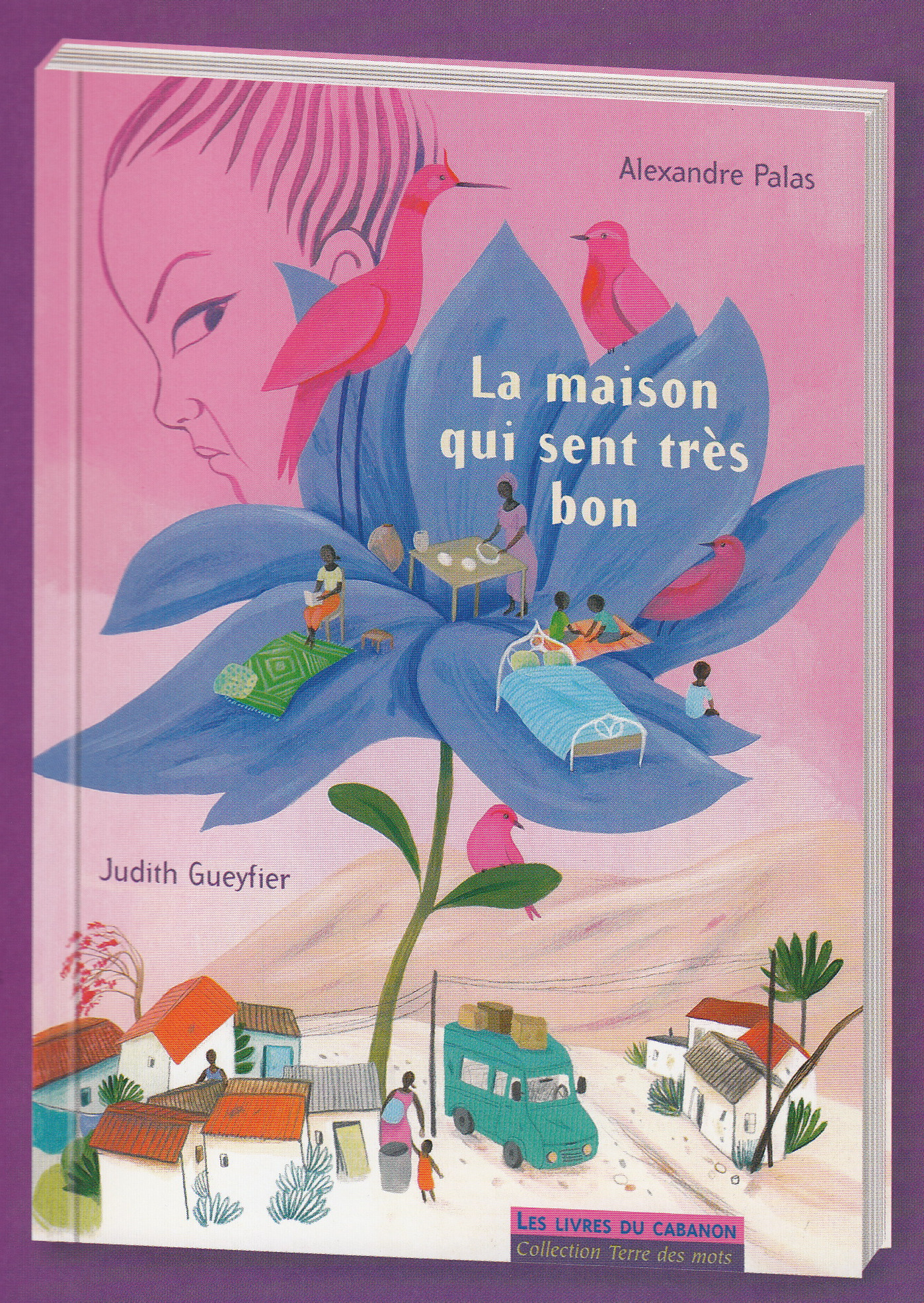 Illustration de Judith Gueyfier.